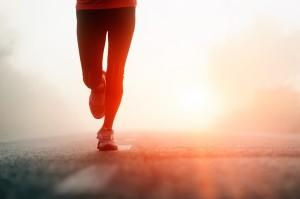 Injuries are very common in marathon training