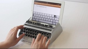 Laptop Typewriter